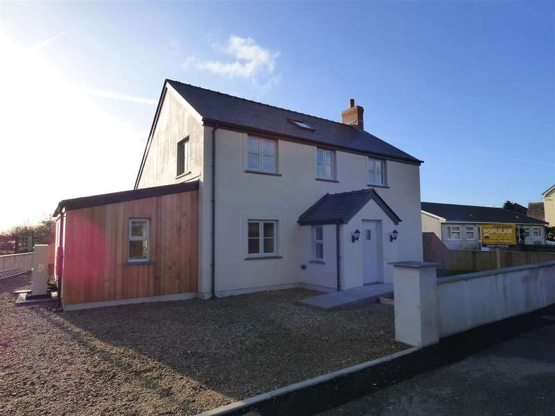 4 Bedrooms Detached House for sale in Crud-Yr-Awel, Rosebush, Clynderwen