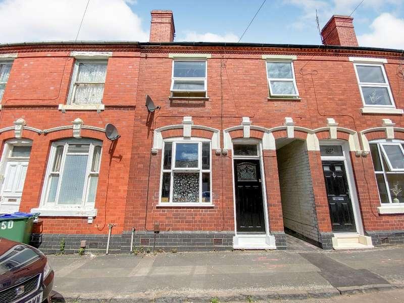 3 Bedrooms Terraced House for sale in Bearmore Road, Cradley Heath