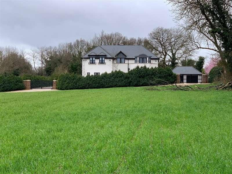4 Bedrooms Detached House for sale in Loom Lane, Radlett