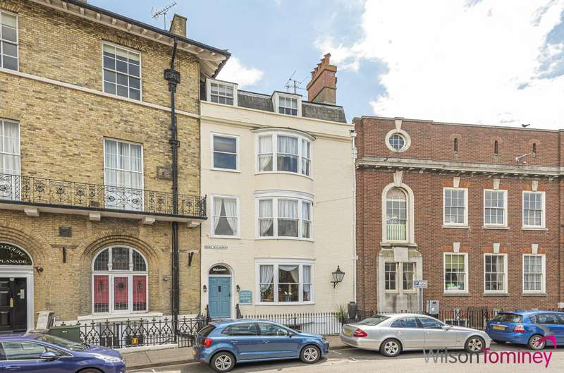 9 Bedrooms Guest House Gust House for sale in Stunning Seafront Freehold Guest House