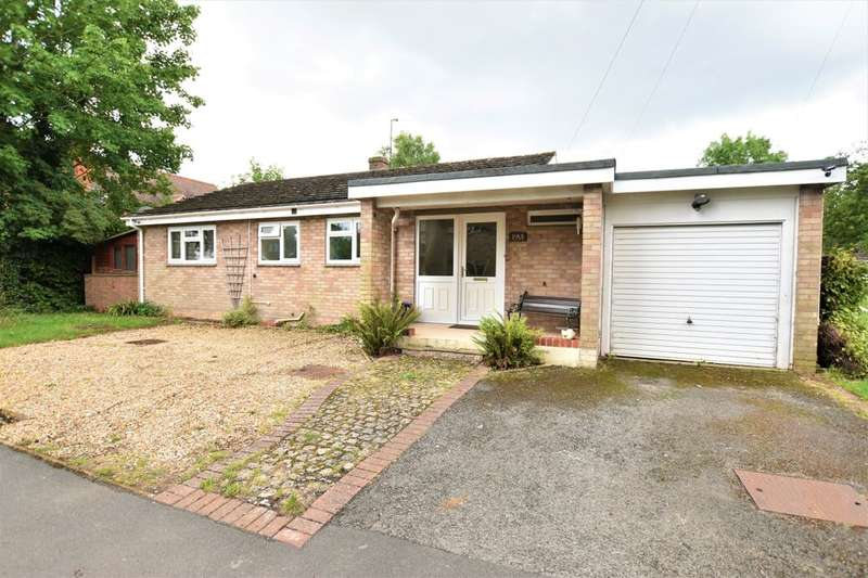 3 Bedrooms Detached Bungalow for sale in Broad Lane, Bishampton, Pershore, WR10