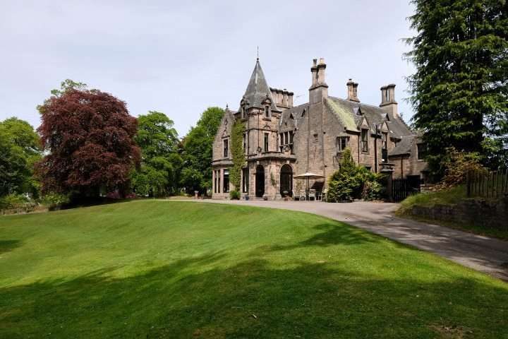 5 Bedrooms Detached House for sale in Braelossie House, Sheriffmill Road, Elgin, IV30