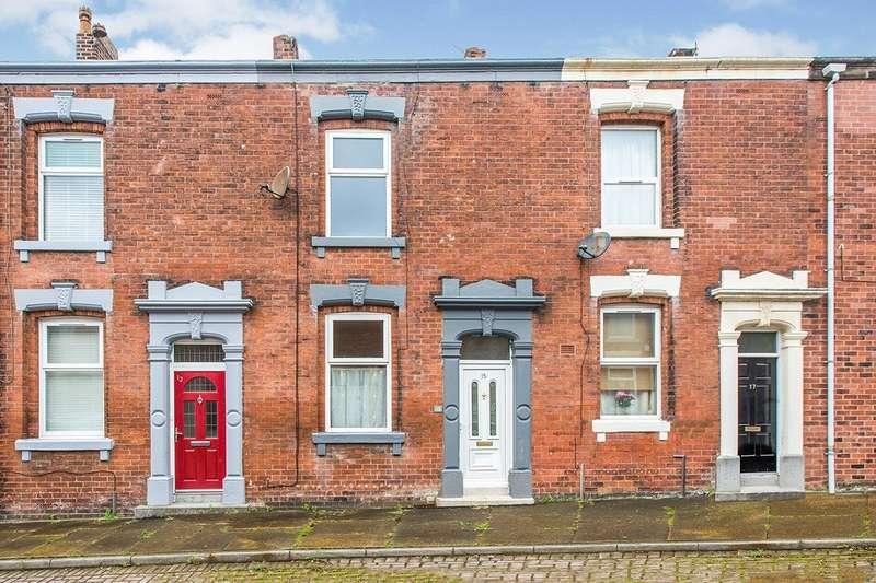 2 Bedrooms House for sale in St. Davids Road, Preston, Lancashire, PR1