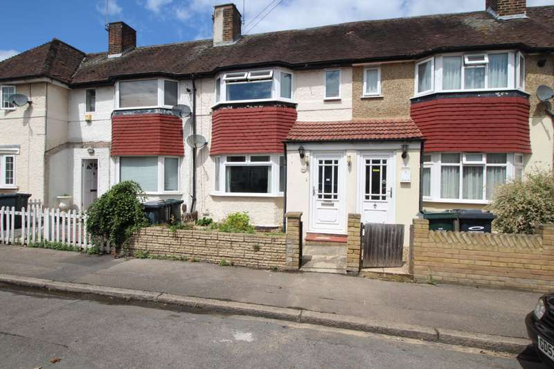 2 Bedrooms House for sale in Ingram Road, Dartford, Kent, DA1