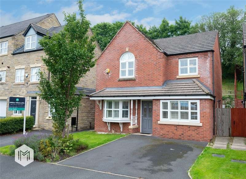 4 Bedrooms Detached House for sale in Marquess Way, Middleton, Manchester, Greater Manchester, M24
