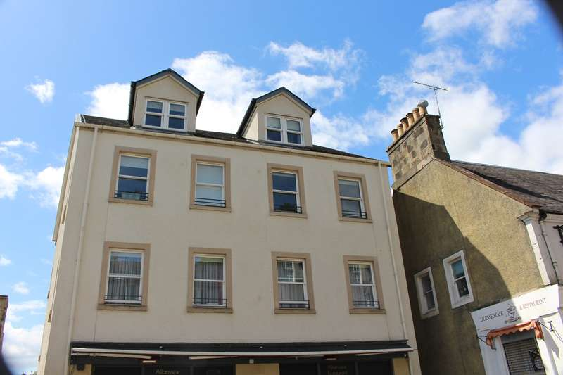 2 Bedrooms Penthouse Flat for sale in High Street, Dunblane, FK15