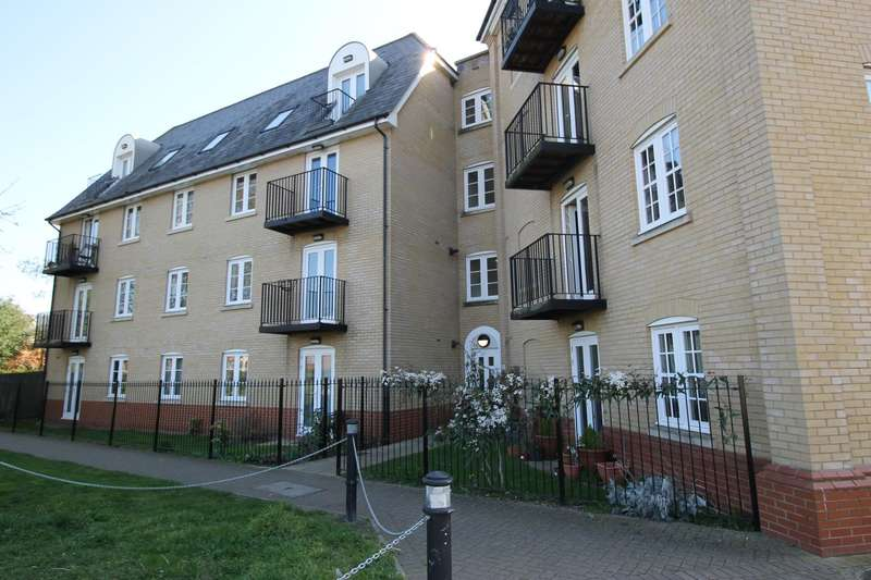 2 Bedrooms Flat for sale in Grosvenor Place, Colchester