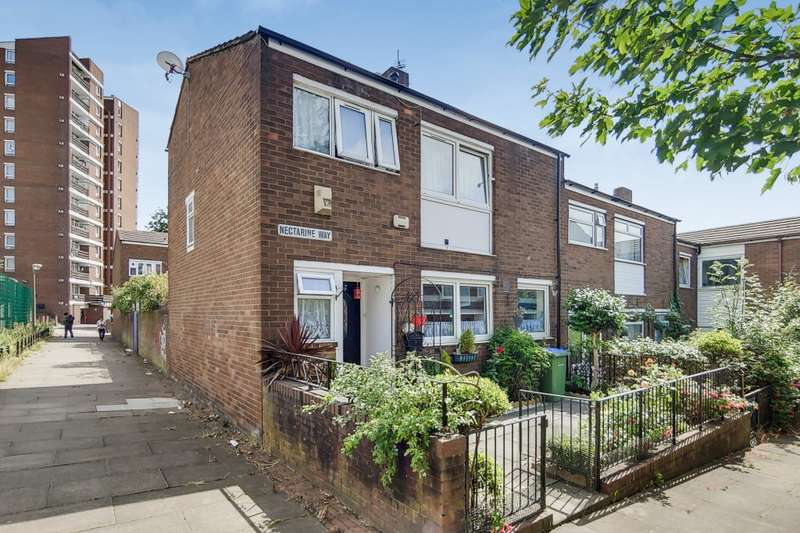 3 Bedrooms End Of Terrace House for sale in Nectarine Way, Lewisham, SE13