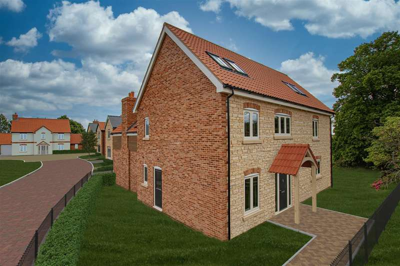 6 Bedrooms House for sale in High Street, Scampton, Lincoln