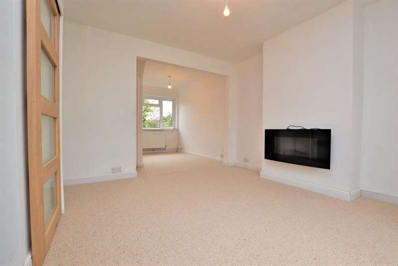 2 Bedrooms Semi Detached House for sale in Turkdean Road, Cheltenham, Gloucestershire