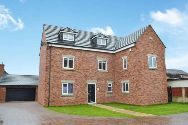 6 Bedrooms Detached House for sale in Sandy Hill Lane, Sheffield, South Yorkshire, S25 2SE