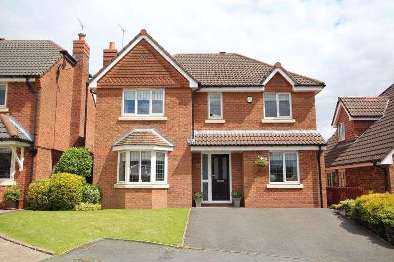 4 Bedrooms Property for sale in GALBRAITH WAY, Norden, Rochdale OL11 5WE