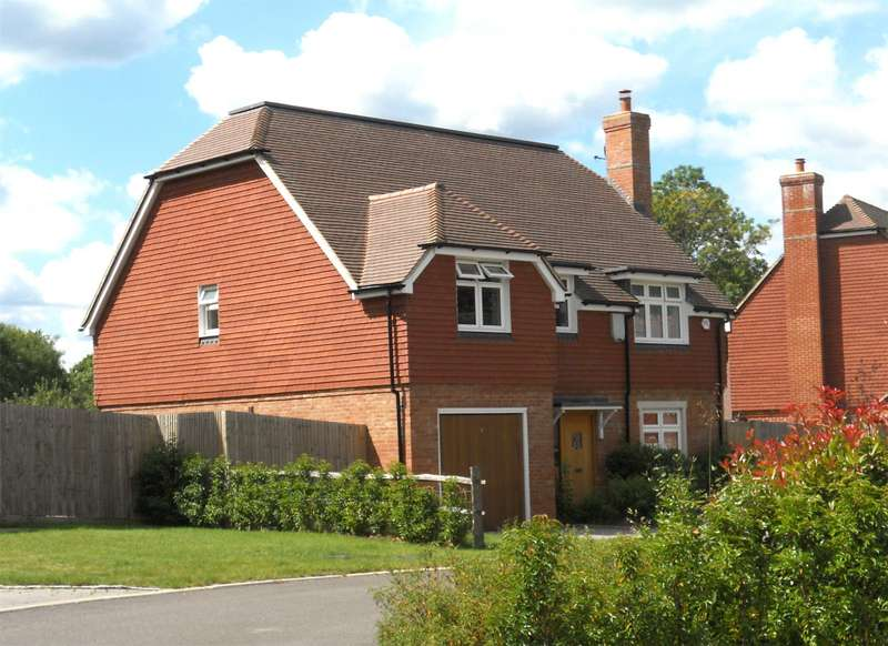 4 Bedrooms House for sale in Eden Hall, Cowden, Kent, TN8