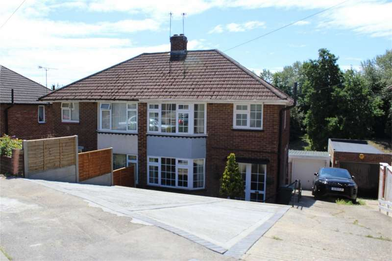 3 Bedrooms Semi Detached House for sale in Poplar Road, STROOD, Kent