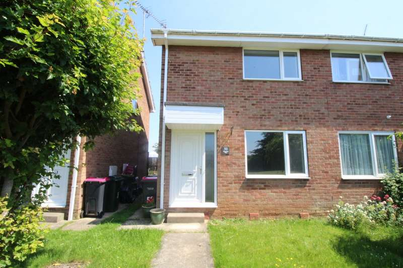 2 Bedrooms Semi Detached House for sale in Patterdale Way, North Anston, Sheffield, South Yorkshire, S25