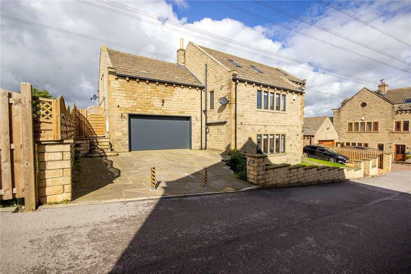 6 Bedrooms Detached House for sale in The Pastures, Shelf, HALIFAX, West Yorkshire, HX3