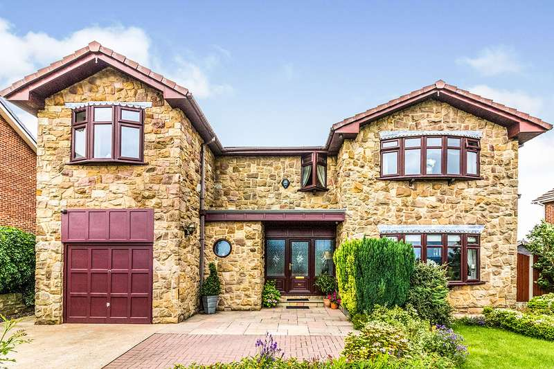 5 Bedrooms Detached House for sale in Munsbrough Lane, Greasborough, Rotherham, South Yorkshire, S61