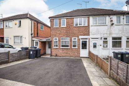 2 Bedrooms Semi Detached House for sale in Lingfield Avenue, Kingstanding, Birmingham, West Midlands