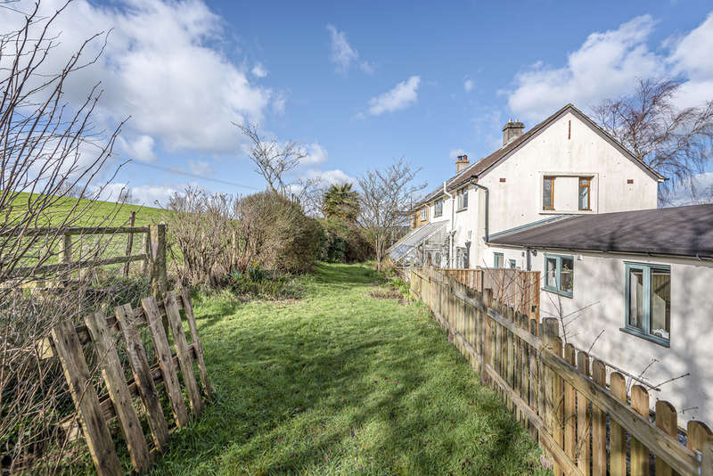 4 Bedrooms Semi Detached House for sale in Dorsley Cottages, Totnes