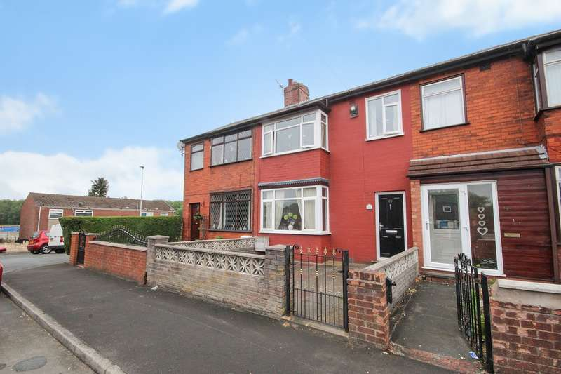 3 Bedrooms Terraced House for sale in Hey Street, Ince, Wigan, WN3