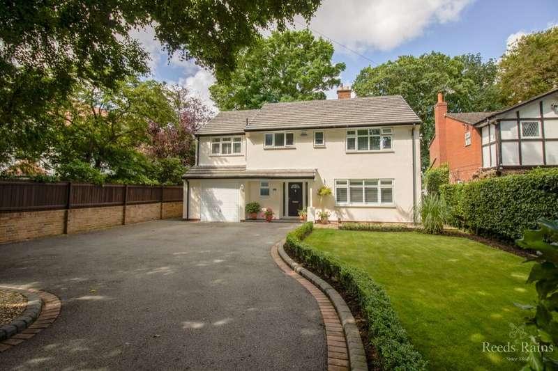 5 Bedrooms Detached House for sale in Berwick Road, Little Sutton, Ellesmere Port, CH66