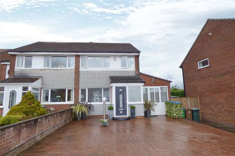 3 Bedrooms Semi Detached House for sale in Severn Road, Heywood, Greater Manchester, OL10