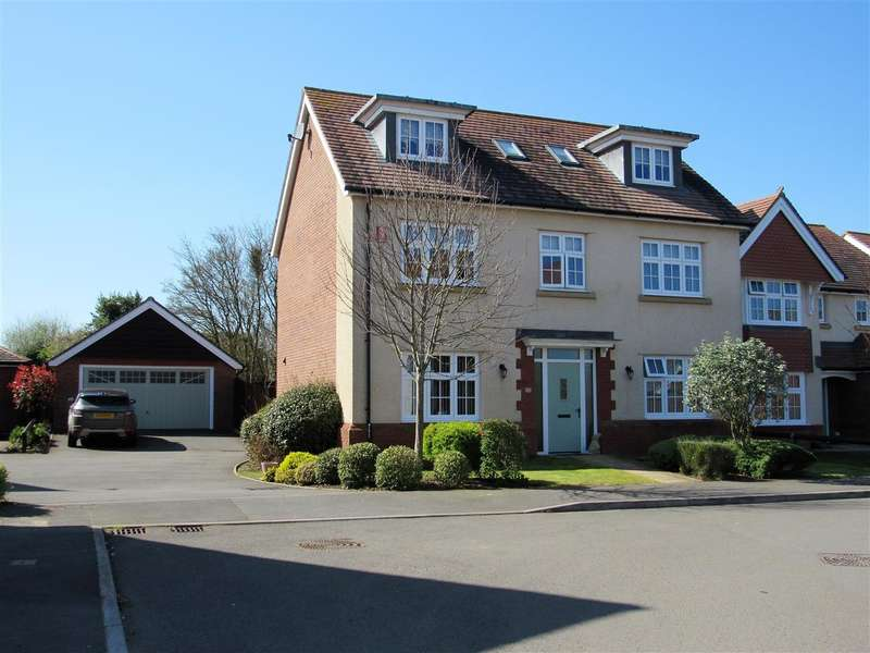 6 Bedrooms Detached House for sale in Clos Llynfi, Caldicot