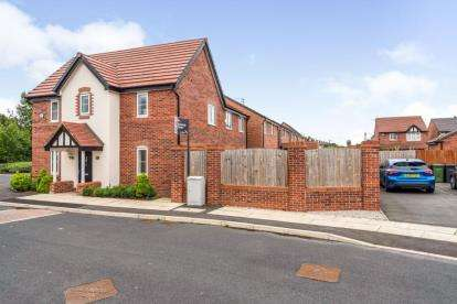 3 Bedrooms Semi Detached House for sale in Longridge Drive, Bootle, Merseyside, L30