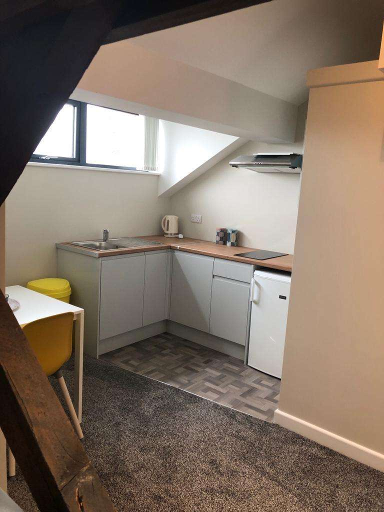1 Bedroom Property for rent in Church Street, Lancaster