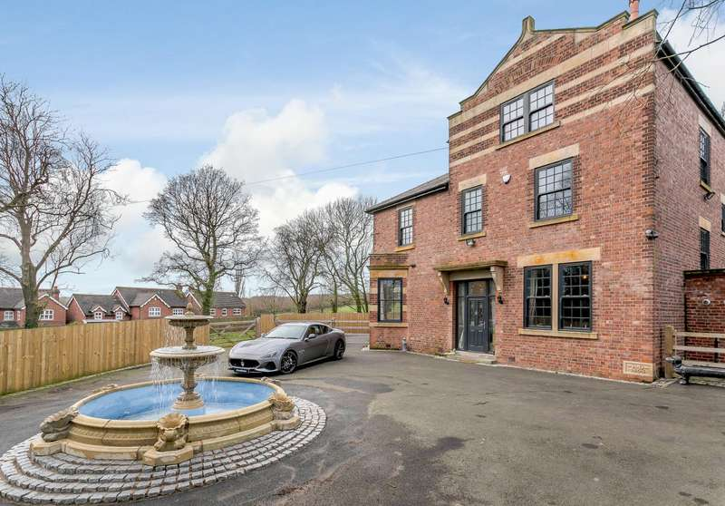 5 Bedrooms Detached House for sale in Church Street, Denby Village, Ripley, Derbyshire