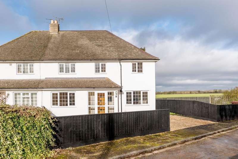 4 Bedrooms Semi Detached House for sale in Lake View, Cottisford, Brackley, Oxfordshire
