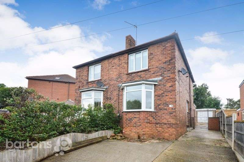 2 Bedrooms Property for sale in Pleasley Road, Whiston