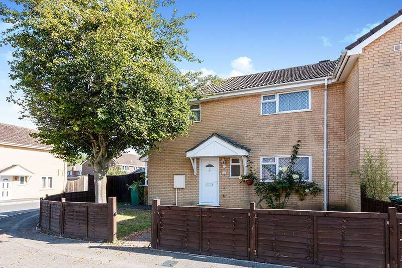 3 Bedrooms Semi Detached House for sale in Larkfield, Chineham, Basingstoke, Hampshire, RG24