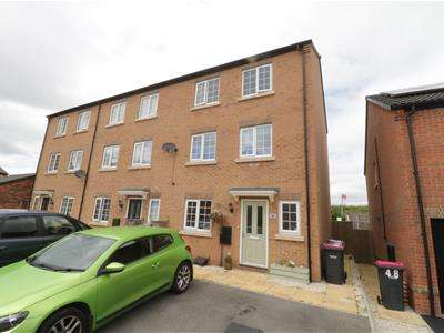 4 Bedrooms Town House for sale in Trueman Drive, Rawmarsh, Rotherham