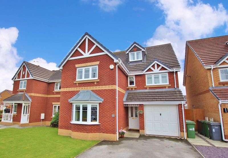 4 Bedrooms Property for sale in Fulford Park, Upton, Wirral