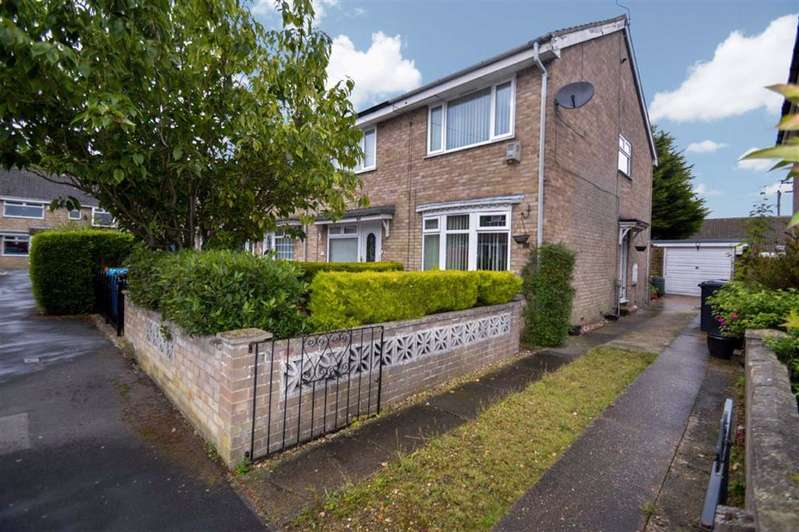 2 Bedrooms Property for sale in Windle Avenue, Hull, East Yorkshire, HU6