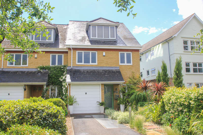 4 Bedrooms End Of Terrace House for sale in Berrylands Road, Surbiton