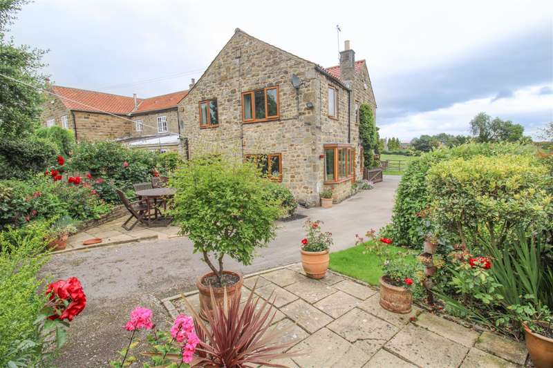 4 Bedrooms End Of Terrace House for sale in Galphay, Ripon, HG4 3NJ