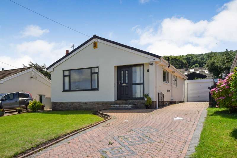 2 Bedrooms Bungalow for sale in 6 Chestnut Close, Banwell, North Somerset, BS29 6HL