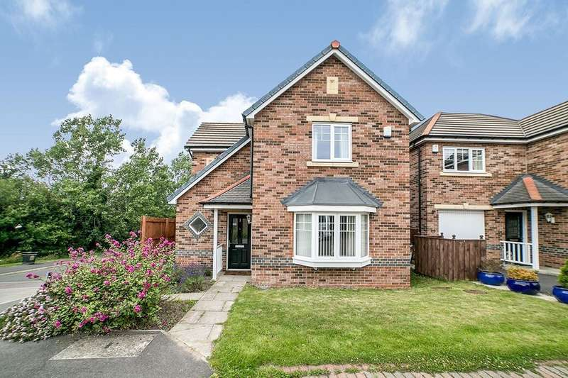 3 Bedrooms Detached House for sale in Betsey Place, Blaydon-on-Tyne, NE21