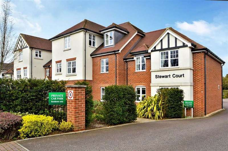 1 Bedroom Flat for sale in Stewart Court, Epping