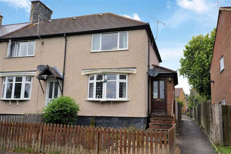 2 Bedrooms End Of Terrace House for sale in York Road, North Weald