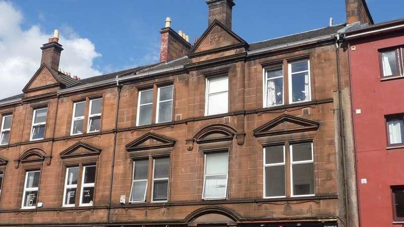 1 Bedroom Flat for sale in Gateside Street, Hamilton, ML3