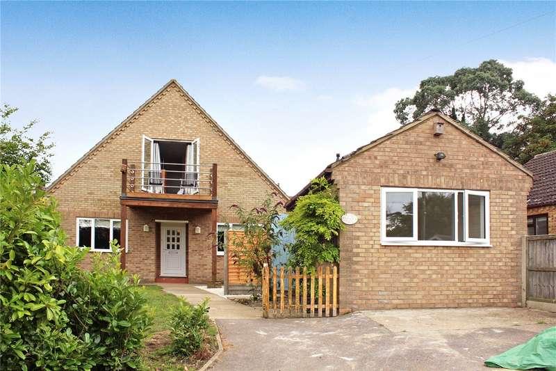 5 Bedrooms Detached Bungalow for sale in Hillside Road, Reydon, Southwold, Suffolk, IP18