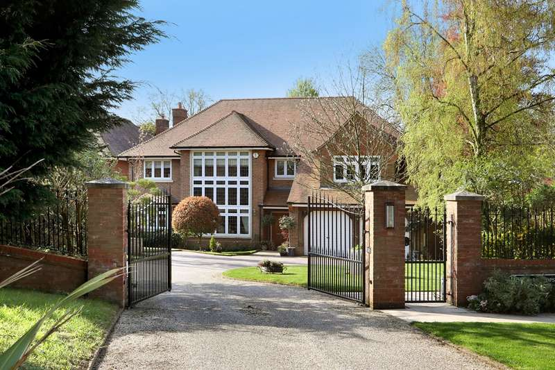 7 Bedrooms Detached House for sale in Hayward Copse, Loudwater, Rickmansworth