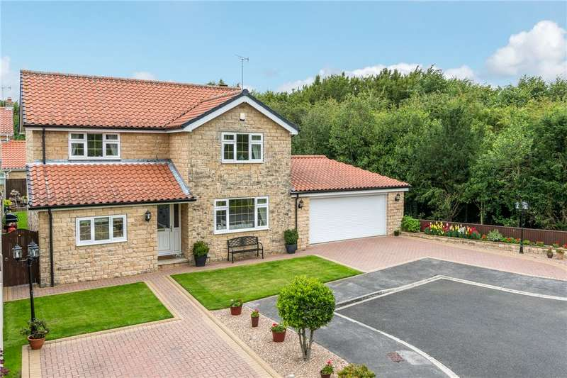 4 Bedrooms Detached House for sale in Toll Bar Way, Tadcaster, North Yorkshire