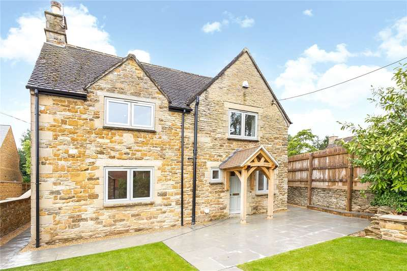 4 Bedrooms Detached House for sale in Chapel Close, Clifton, Banbury, Oxfordshire, OX15