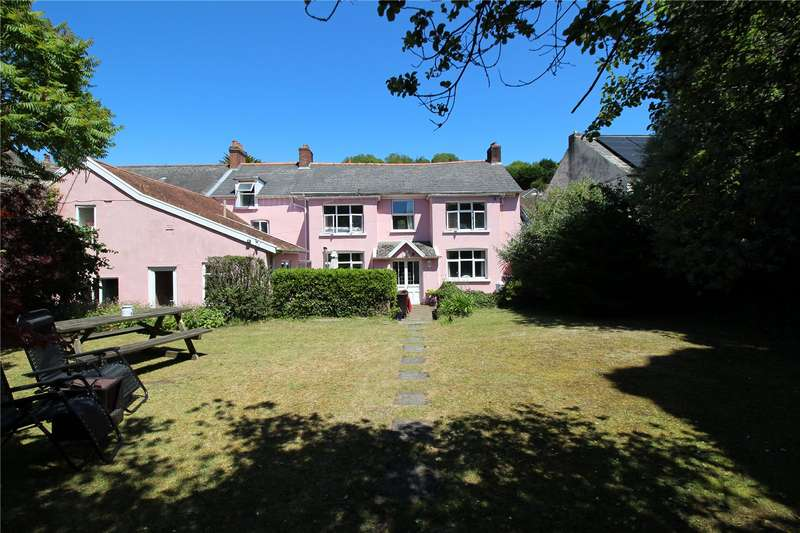 5 Bedrooms End Of Terrace House for sale in High Street, Combe Martin, Ilfracombe, EX34