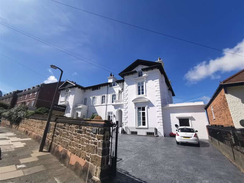 2 Bedrooms Ground Flat for sale in St Georges Mount , Wallasey, CH45