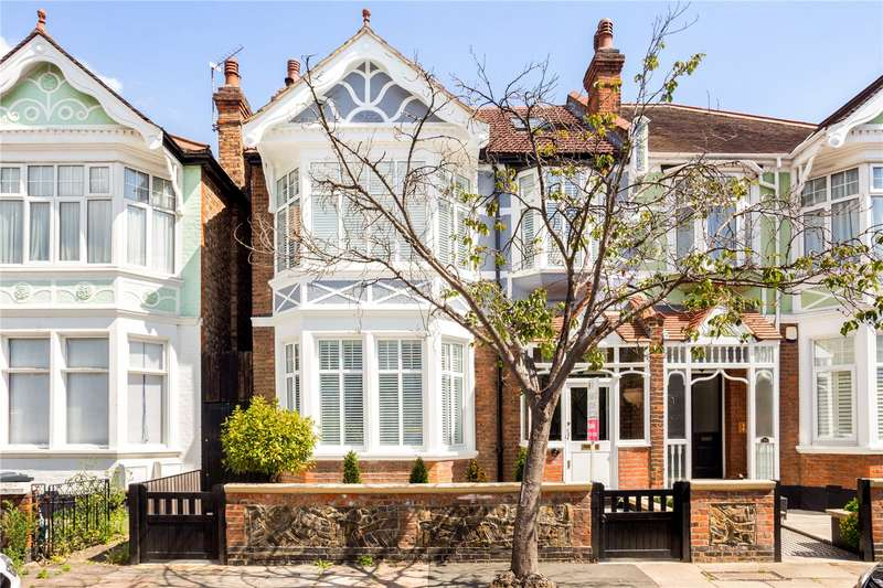 5 Bedrooms Semi Detached House for sale in Byron Road, Ealing, W5